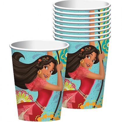 Disney Elena of Avalor Cups, 9 oz.
