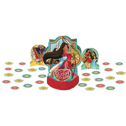 Disney Elena of Avalor Table Decorating Kit