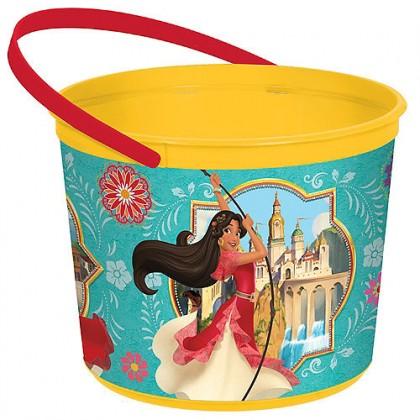 Disney Elena of Avalor Favor Container - Plastic
