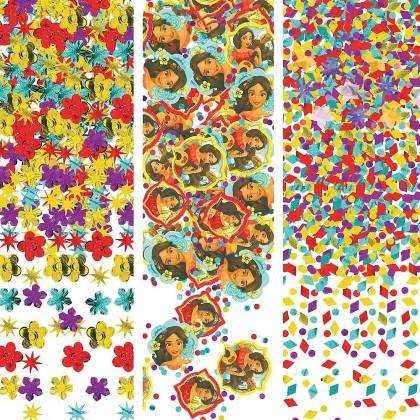 Disney Elena of Avalor Value Pack Confetti - Foil & Paper