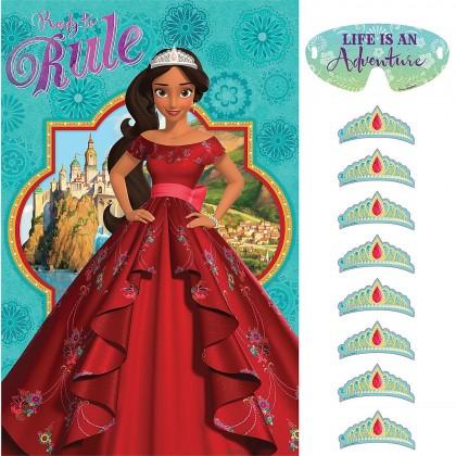 Disney Elena of Avalor Party Game
