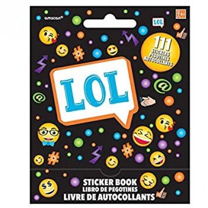 Sticker Booklets LOL