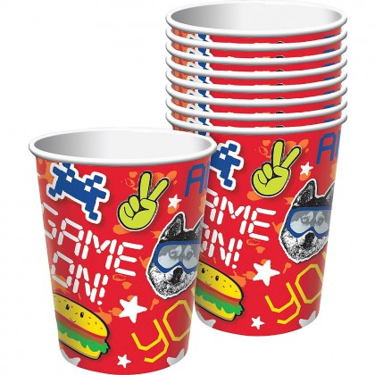 Epic Party Cups, 9 oz.