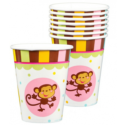 Fisher-Price™ ABC Cups, 9 oz. - Low Count