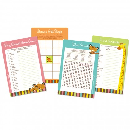 Fisher-Price™ Baby Baby Shower Game Kit
