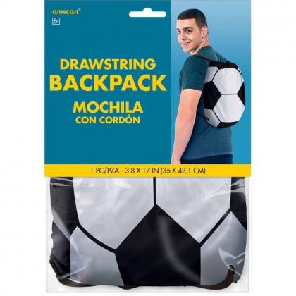 Soccer Refresh Drawstring Backpack