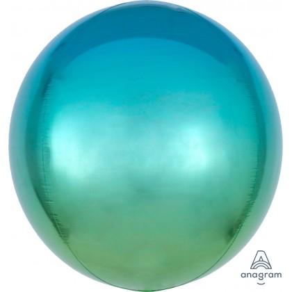 """G20 15"""" Ombré Orbz Blue & Green Orbz™ XL™"""