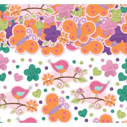 Tweet Baby Girl Mega Value Pack Confetti Paper & Foil