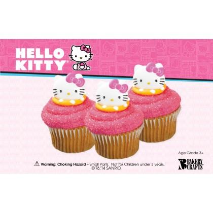 Hello Kitty Molded Ring