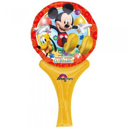 """L16 12"""" Mickey CI: Inflate-A-Fun™"""