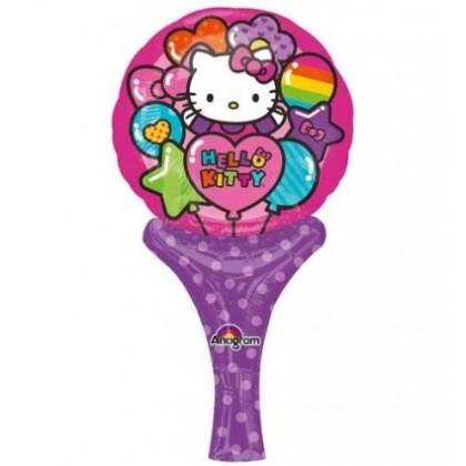 """L16 12"""" Hello Kitty CI: Inflate-A-Fun™"""