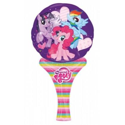 """L16 12"""" My Lttle Pony CI: Inflate-A-Fun™"""
