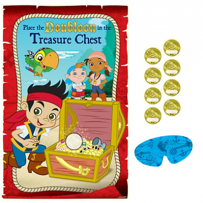 ©Disney Jake & the Neverland Pirates Party Game