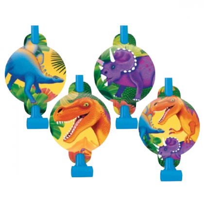 Prehistoric Party Blowouts