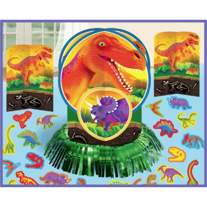 Prehistoric Party Table Decorating Kit