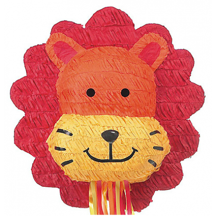 Lion - Conventional Pull Piñata