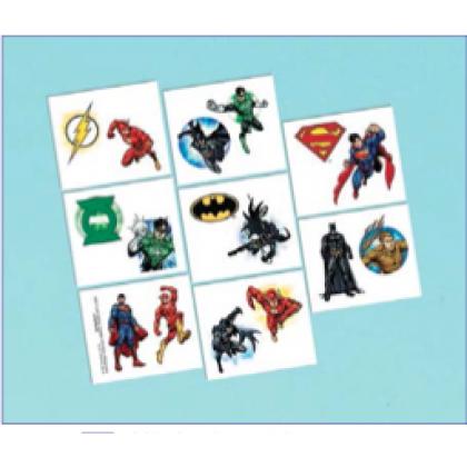Justice League™ Tattoo Favors