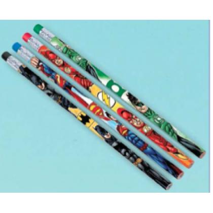 Justice League™ Pencil Favors