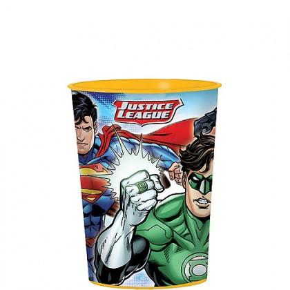 Justice League™ Favor Cup - Plastic