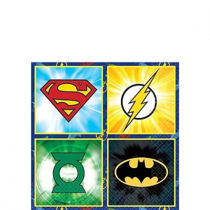 Justice League™ Beverage Napkins