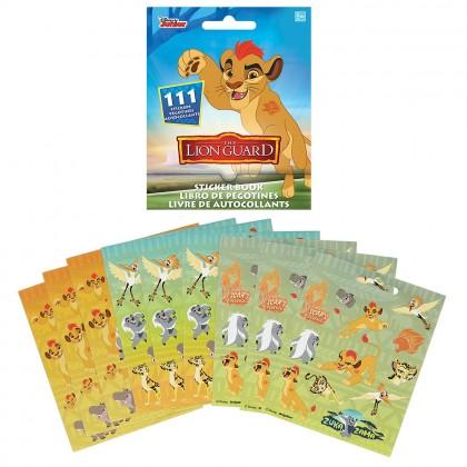 "5"" x 4"" Sticker Booklets ©Disney Lion Guard"