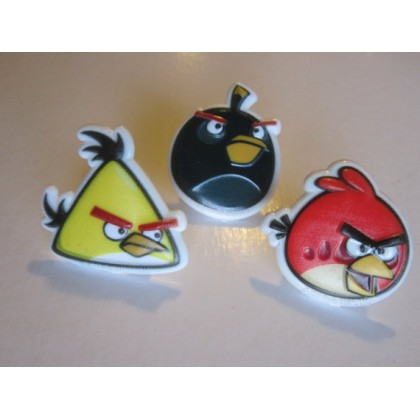 Angry Bird Ring