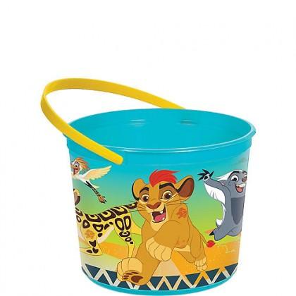 Disney The Lion Guard Favor Container Plastic