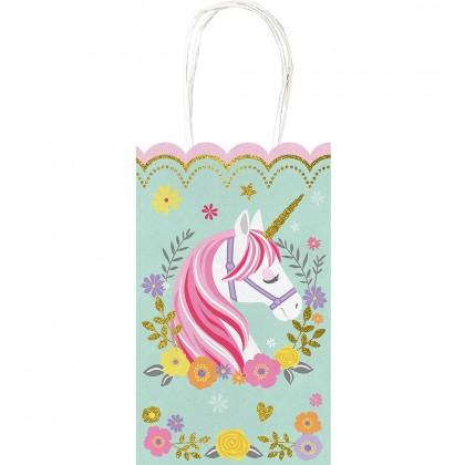 Magical Unicorn Small Cub Bag - Glitter
