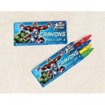 Marvel Avengers™ Crayons Favor