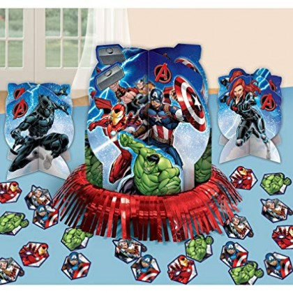Marvel Epic Avengers Table Decorating Kit