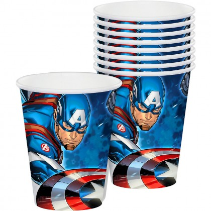 Marvel Epic Avengers Cups, 9 oz.