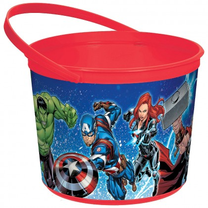 Marvel Epic Avengers™ Favor Container - Plastic