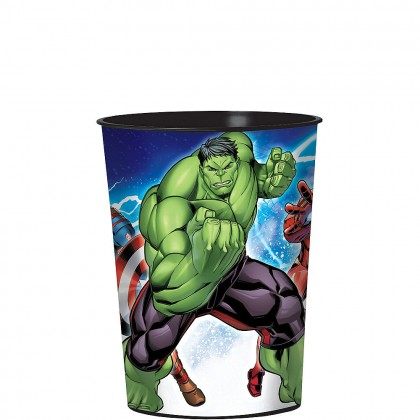 Marvel Epic Avengers Favor Cup - Plastic