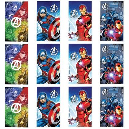 Marvel Epic Avengers Notepad Favors