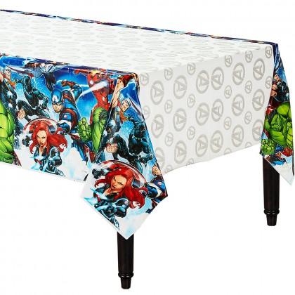 Marvel Epic Avengers Plastic Table Cover