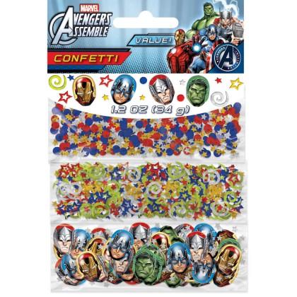Marvel Avengers™ Value Confetti - Foil & Paper