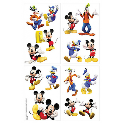 ©Disney Mickey Mouse Tattoo Favors