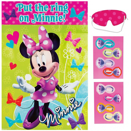 ©Disney Minnie Mouse Party Game