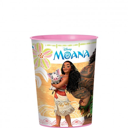 Disney Moana Favor Cup - Plastic