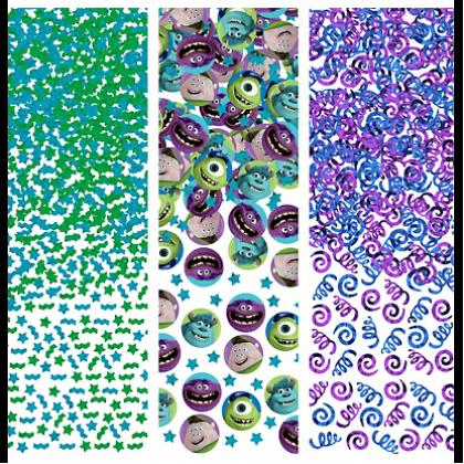 ©Disney Monsters University Value Confetti - Paper & Foil