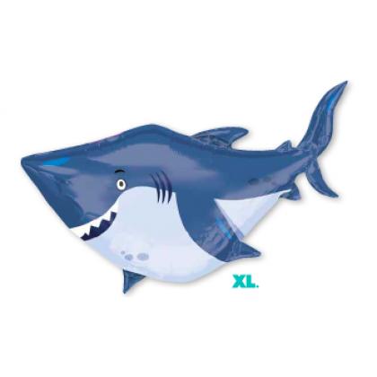 """P35 40"""" Ocean Buddies Shark SuperShape™ XL®"""