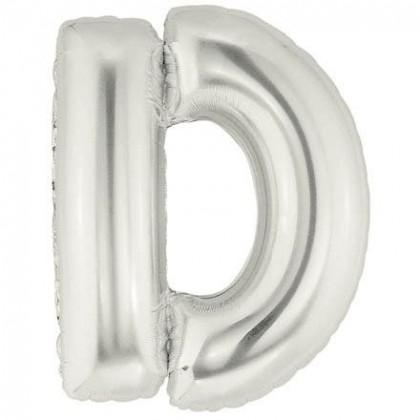 "40"" Megaloon Silver D"