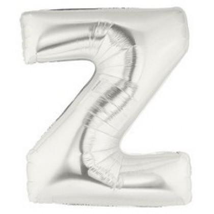 "40"" Megaloon Silver Z"