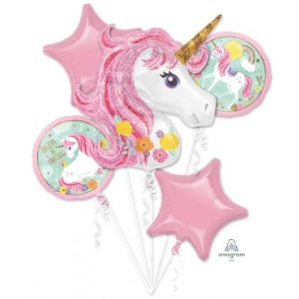 P75  Magical Unicorn Bouquet