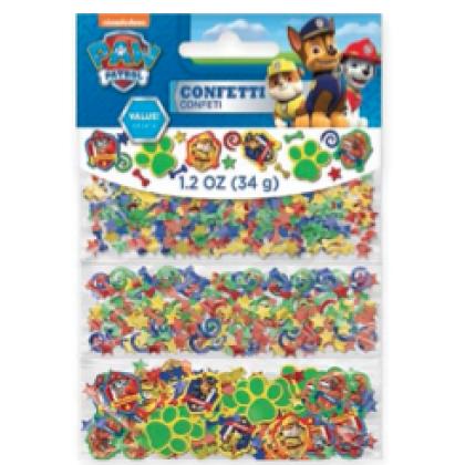 Paw Patrol™ Value Confetti - Paper & Foil