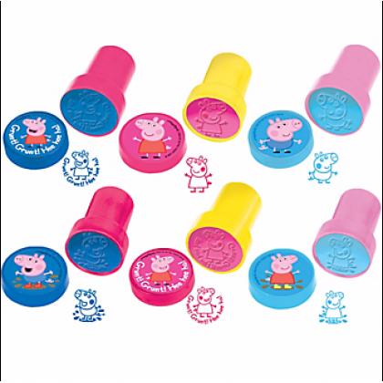 Peppa Pig™ Stamper Set Favors
