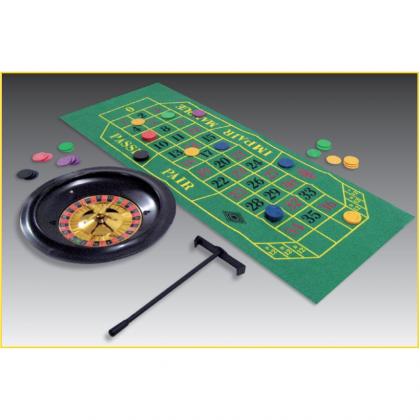 Place Your Bets Roulette Set