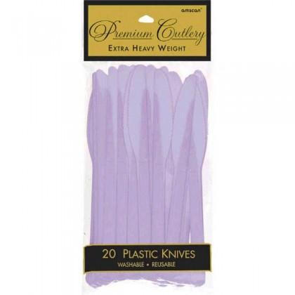 Plastic Knives - Lavender