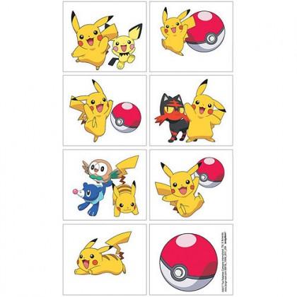 Pokémon Core Tattoo Favors