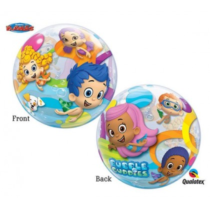 "Q 22"" Bubble Guppies Bubble Balloon"